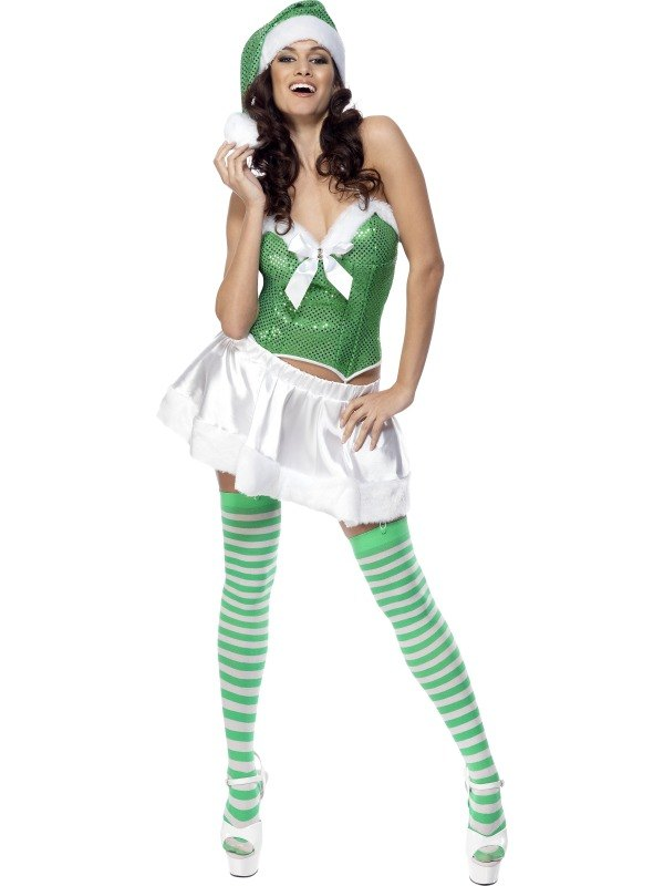 Holiday Cheer Fancy Dress Costume