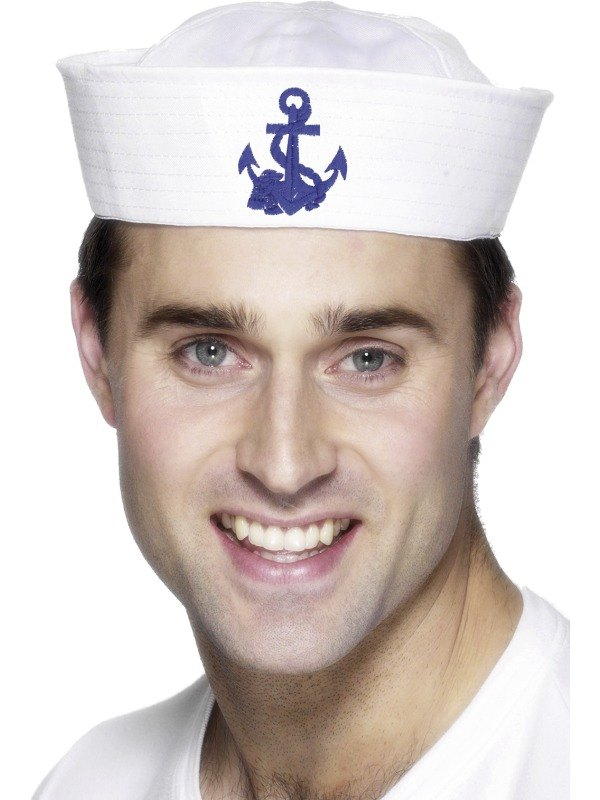US Sailor Fancy Dress Hat