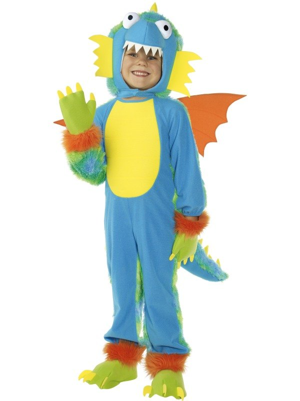 Kids Flying Crump Fancy Dress Costume