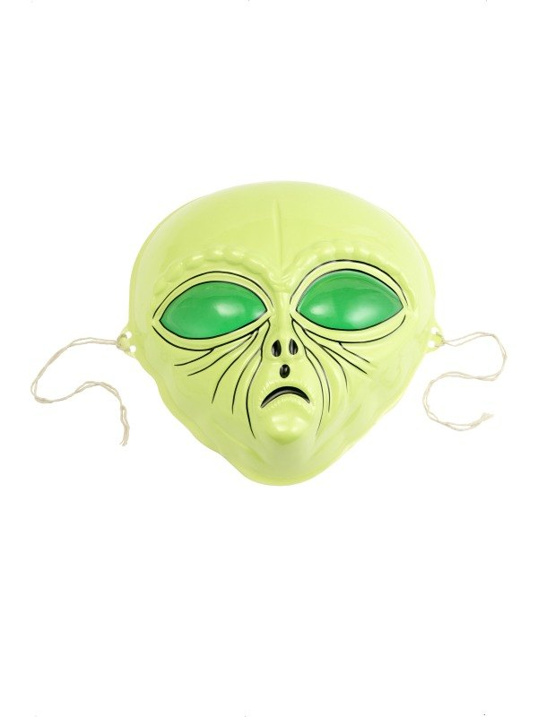 Alien Oversized Fancy Dress Mask