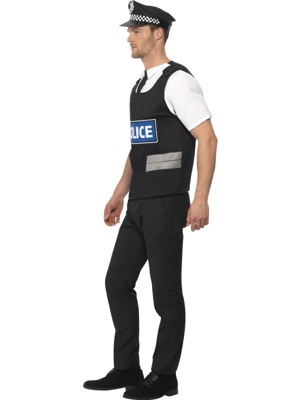 c04dedbc76fd0 Mens Fancy Dress Costumes Police