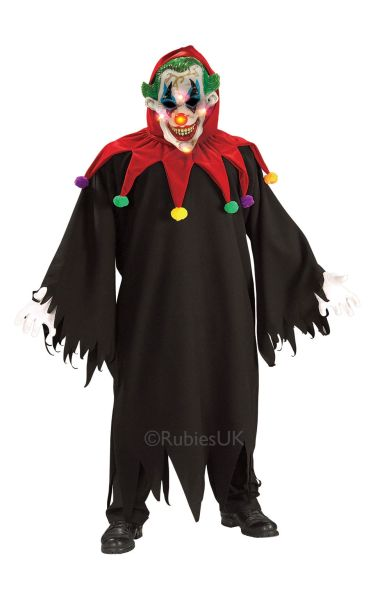 Evil Eye Monster Fancy Dress Costume