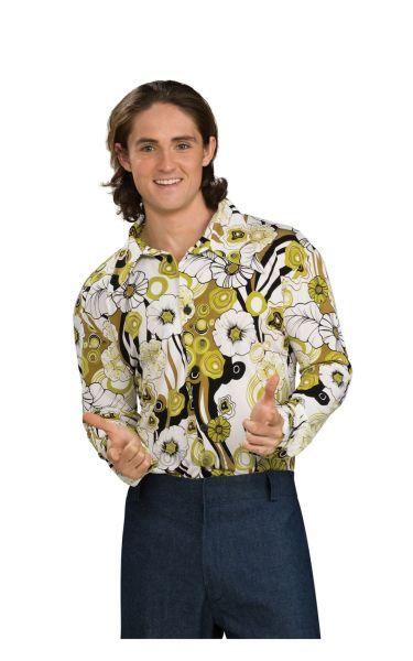 Green Groovy Shirt