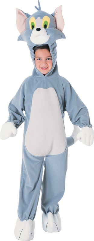 "SALE Kids Licensed Cartoon ""Tom"" & Jerry Girls / Boys Fancy Dress Costume"