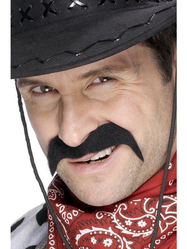 Cowboy Tash Black