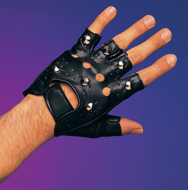 Single Studded Glove