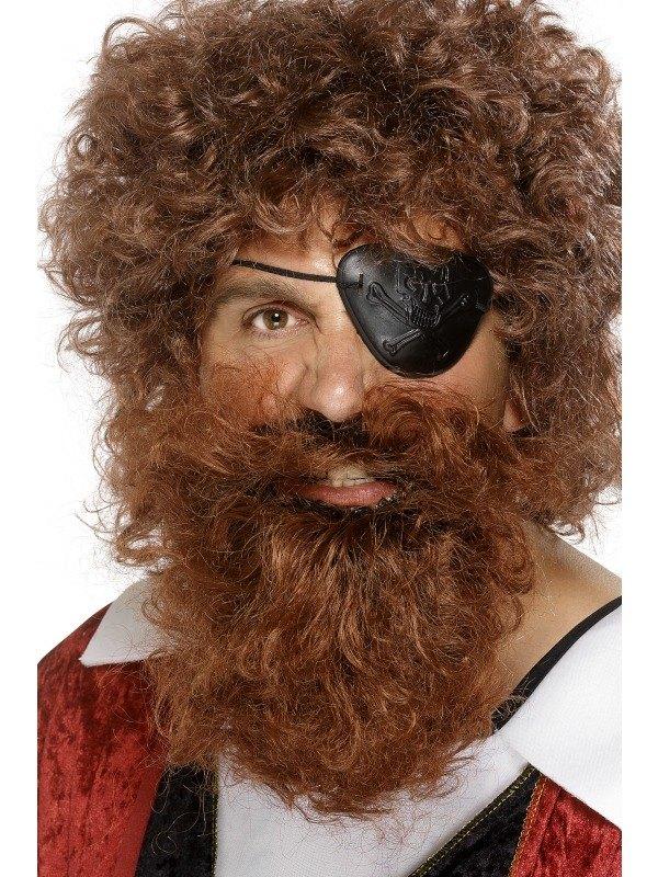 Pirate Beard Brown