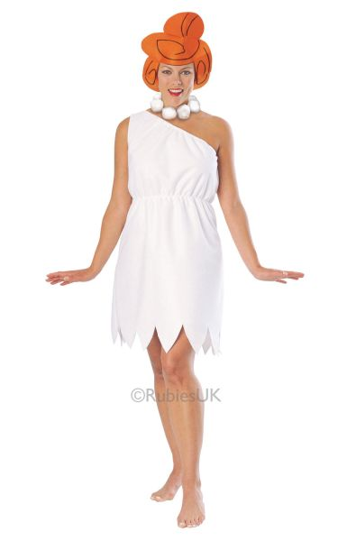 Wilma Flintstone Fancy Dress Costume