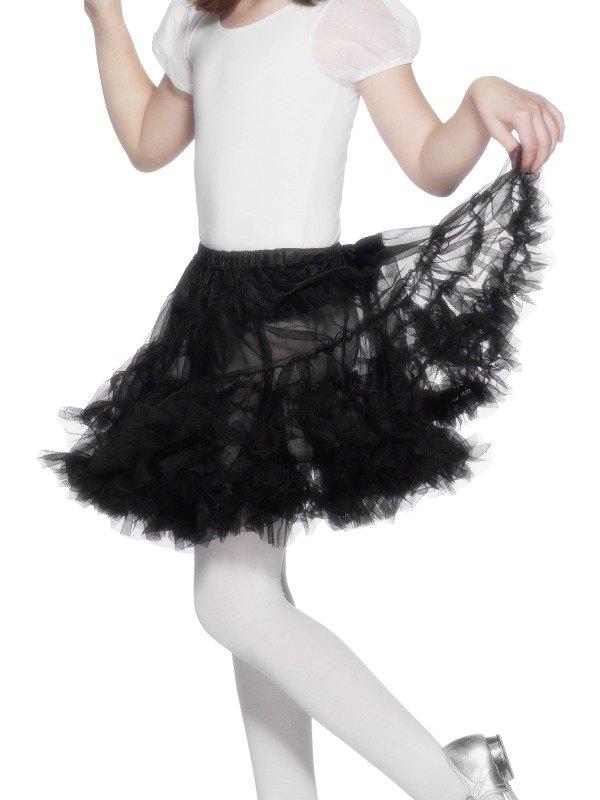 Petticoat Childrens in Black