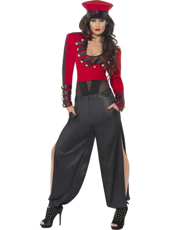 Pop Starlet Fancy Dress Costume