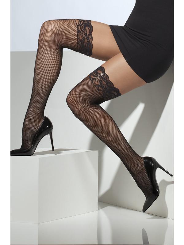 Stockings, Fishnet