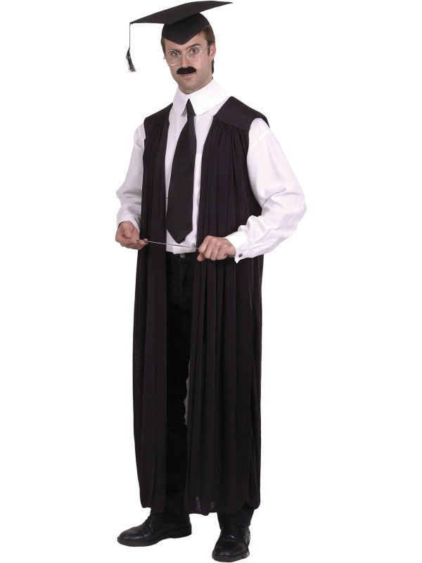 Teacher Fancy Dress Costume