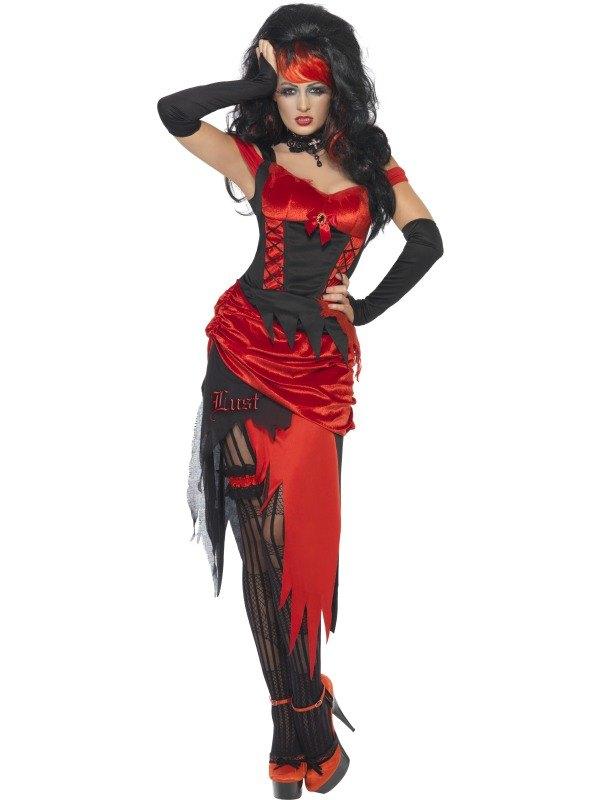 Seven Deadly Sins Lust Fancy Dress Costume