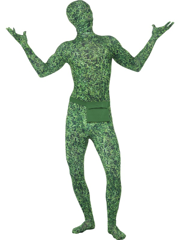 Second Skin Costume Grass Pattern