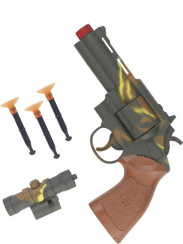 Peace Keepers, Gun, Bullets and Sight Set