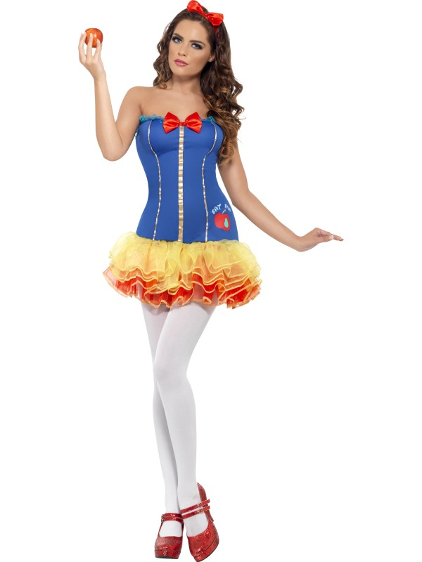 Fever Snow Princess Costume