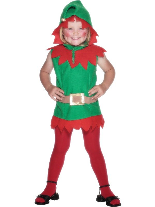 Elf Fancy Dress Costume TunicTunic