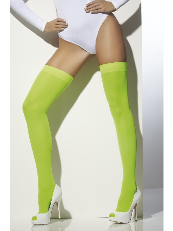 Stockings Neon Green