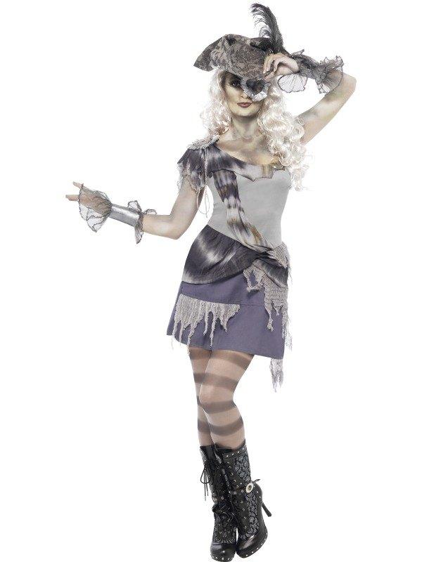 Madame Voyage Fancy Dress Costume