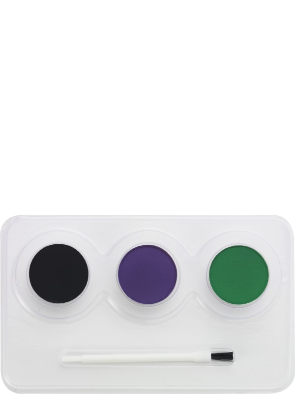 Witch, Aqua Face and Body Paint Kit