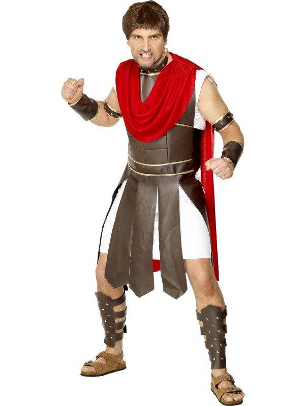 Roman Centurion Fancy Dress Costume