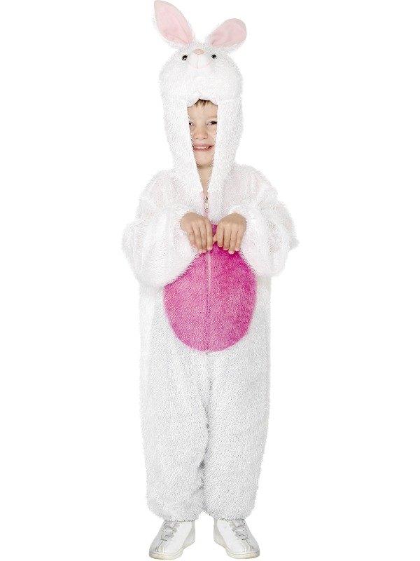 Kids Bunny Fancy Dress Costume