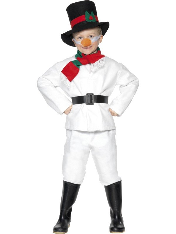 Snowboy Fancy Dress Costume
