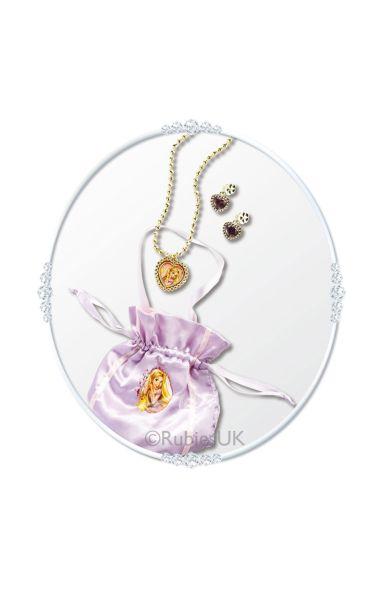 Rapunzel Bag and Jewel