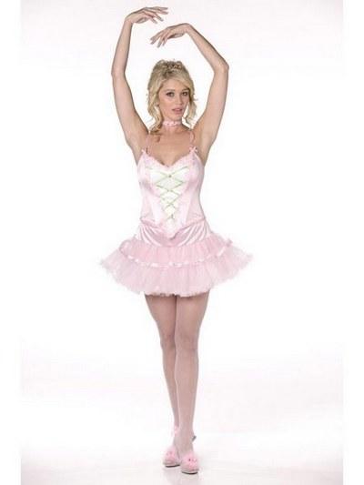 Ballerina Tu Tu Pink