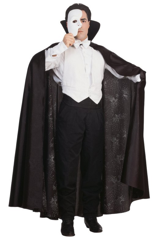 Phantom Of The Opera Fancy Dress Mask