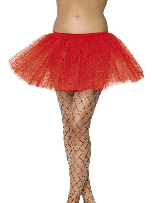 Tutu Underskirt Red