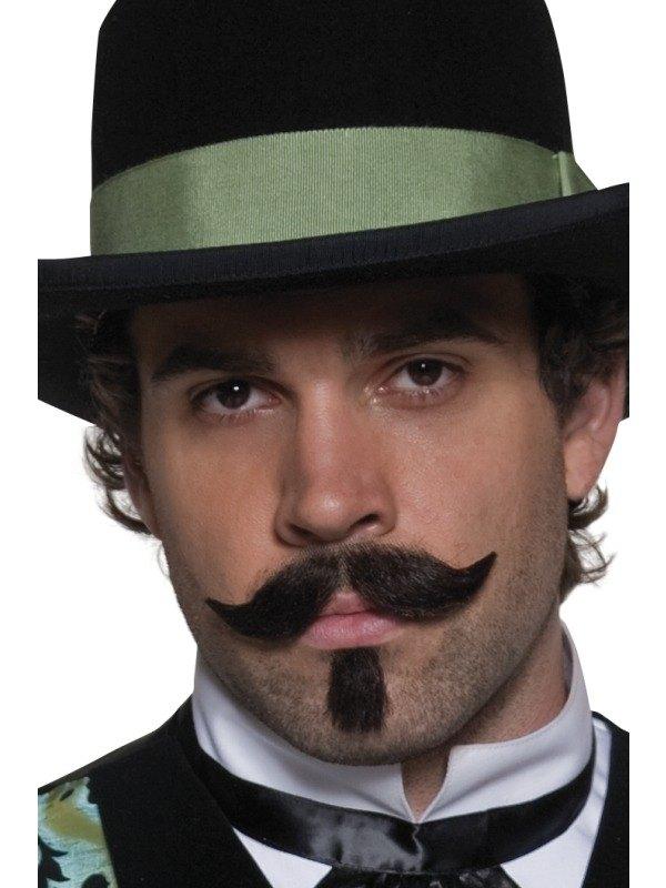 Gambler Moustache