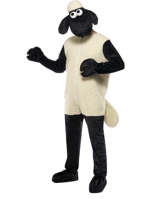 Shaun the Sheep Fancy Dress Costume