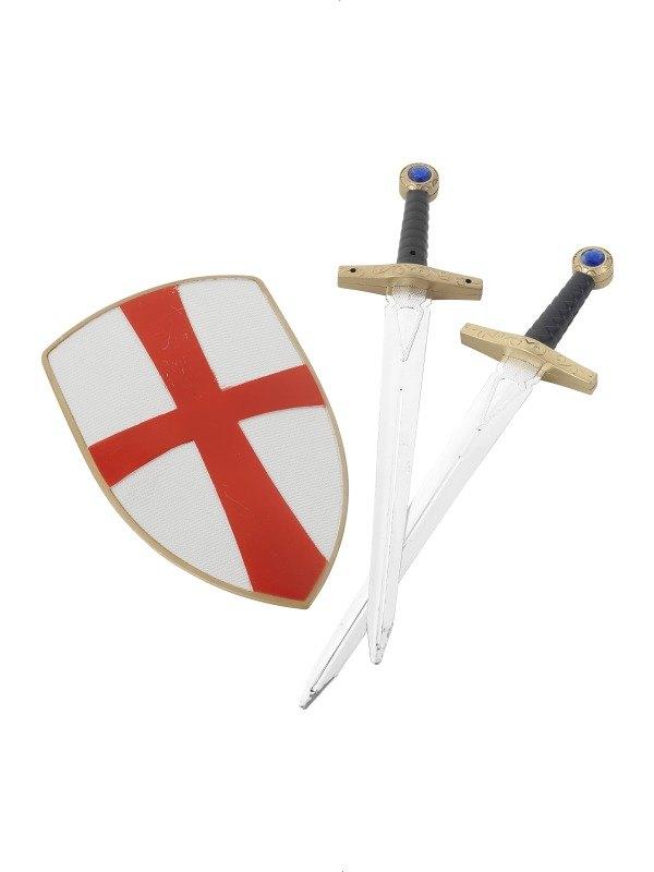 Kids Knight Crusader Set