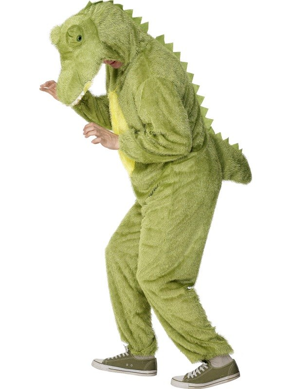 Crocodile Fancy Dress Costume Adult