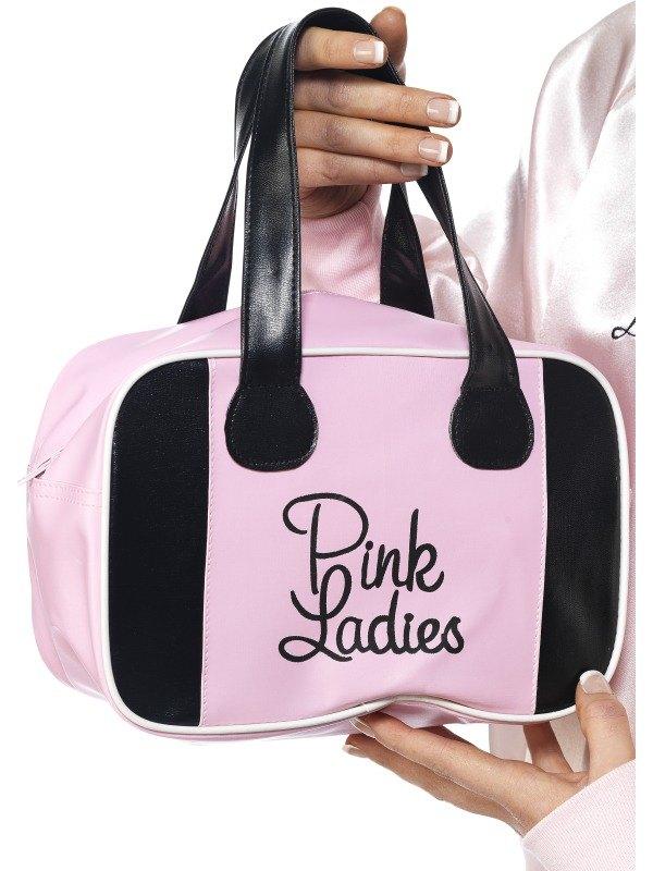 Pink Ladies Bowling Bag