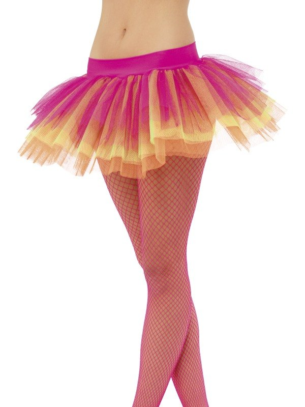 Neon Multi Coloured TuTu