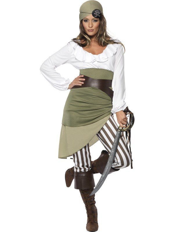 Shipmate Sweetie Fancy Dress Costume