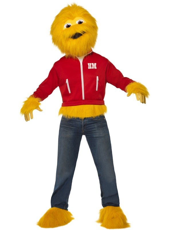 Honey Monster Fancy Dress Costume