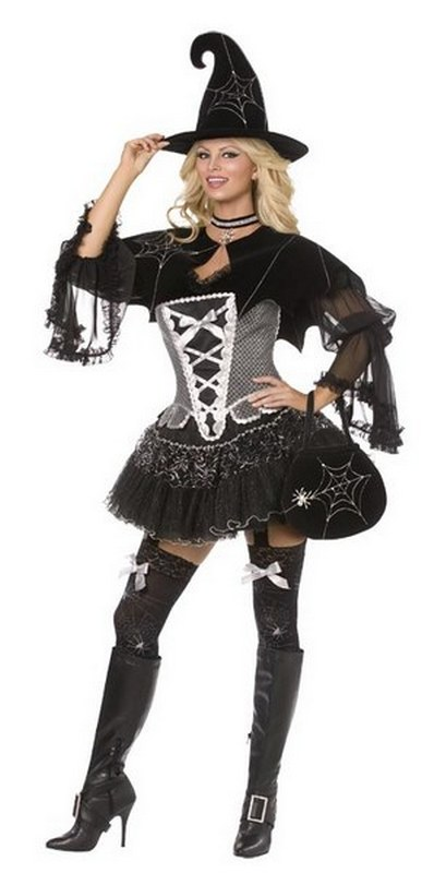 Spiderweb Ensemble Costume