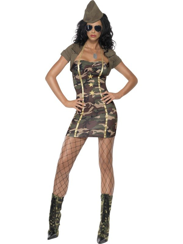 Major Trouble Fancy Dress Costume