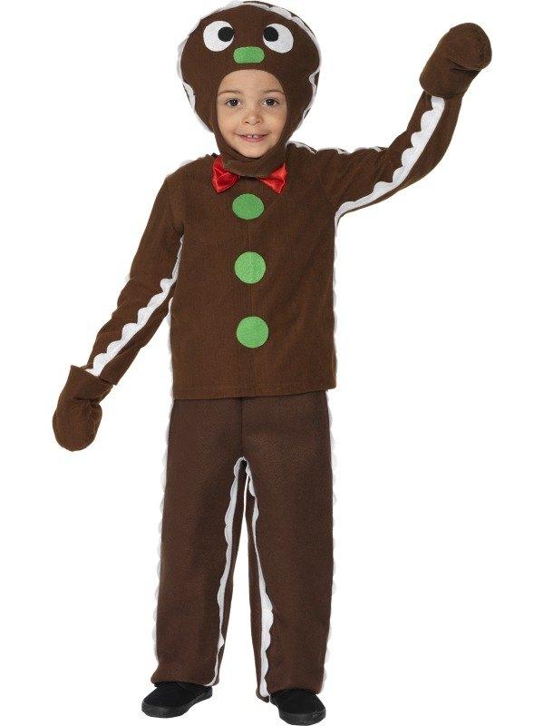 Little Ginger Man Fancy Dress Costume