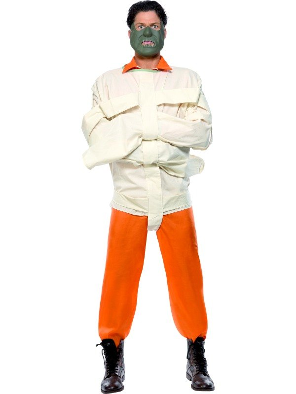 Hannibal Lecter Fancy Dress Costume