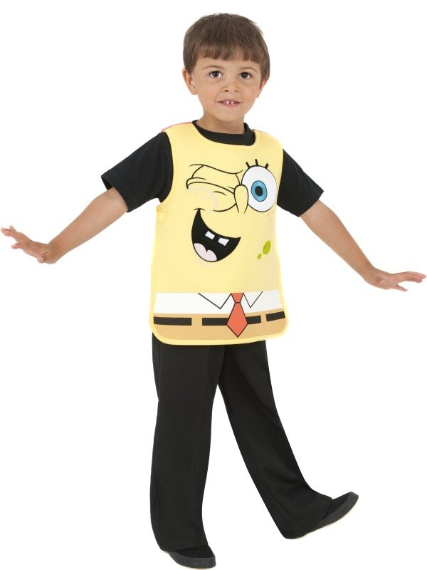 Kids Spongebob and Patrick Costume
