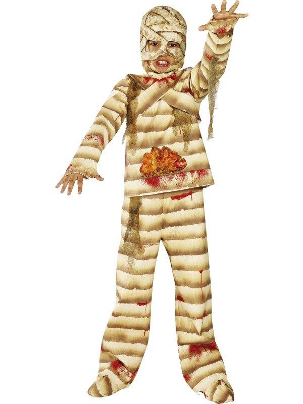 Gutsy Mummy Fancy Dress Costume