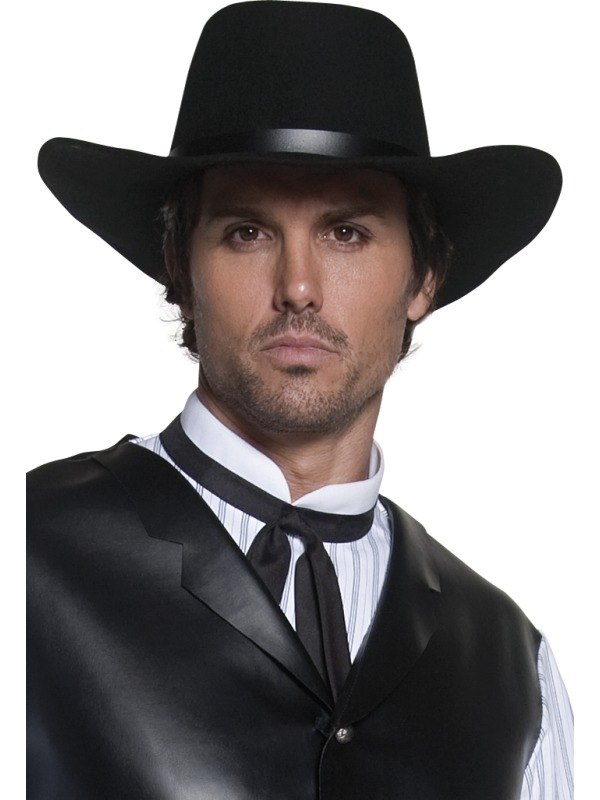 Western Gunslinger Fancy Dress Hat