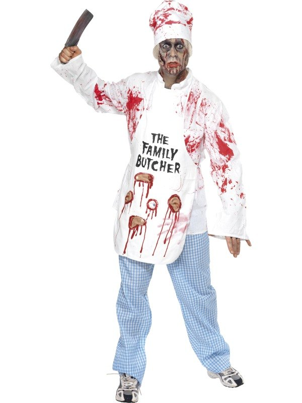 Deadly Chef Fancy Dress Costume