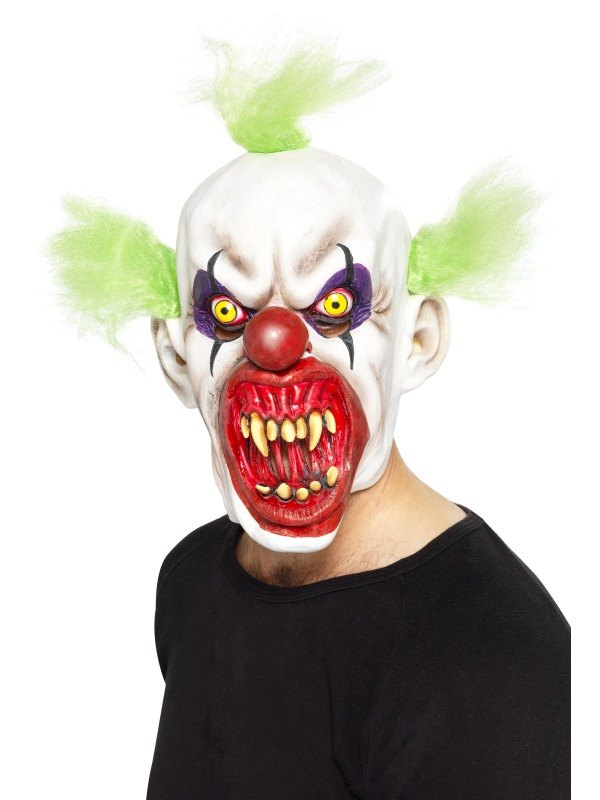 Sinister Clown Fancy Dress Mask