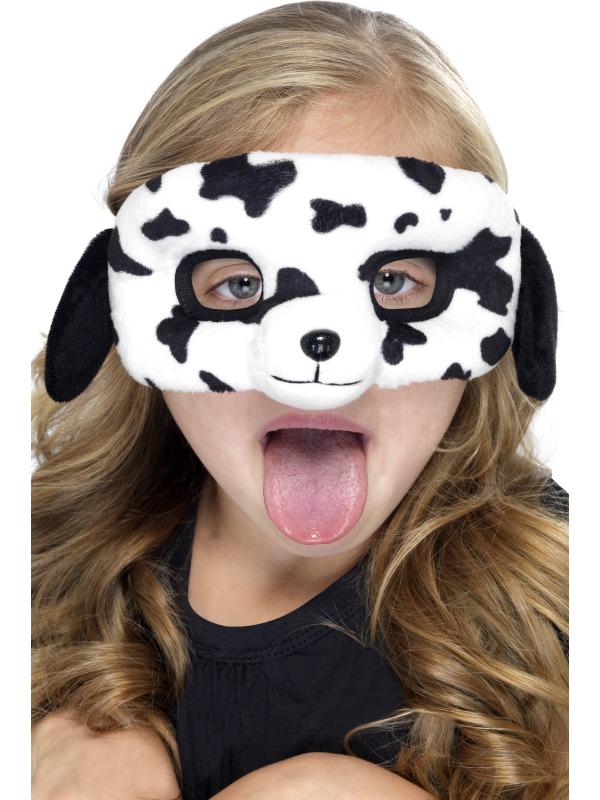 Plush Eyemask, Dalmatian