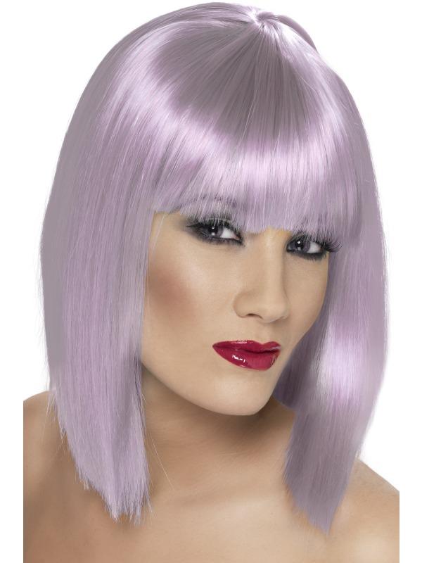 Glam Wig Lilac